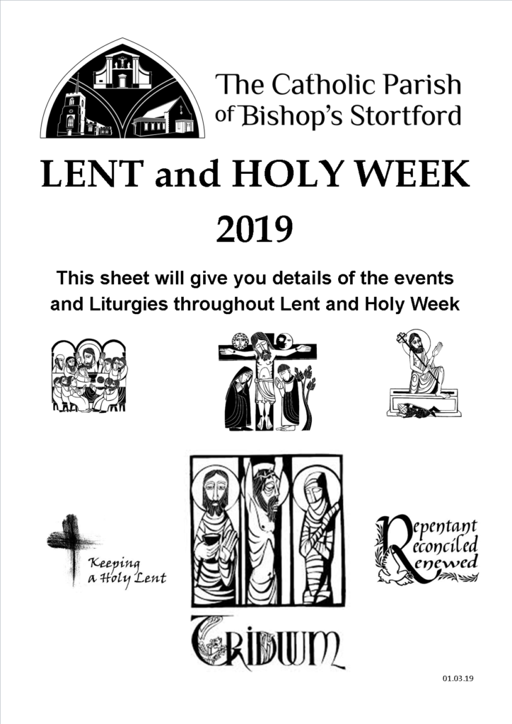 Holy week 2019 pictures