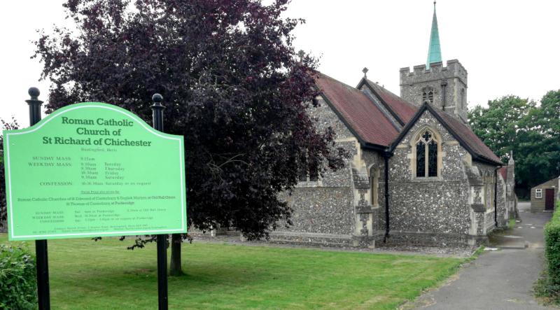Photo of St Richard's Church exterior