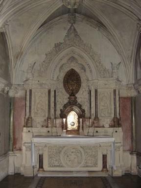 Blessed Sacrament Altar by Pugin