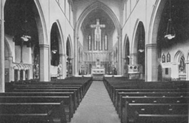 St Marys Interior Pre-Reordering