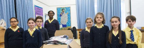 St. Paul's School Children