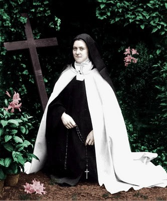 "Saint Therese of Lisieux, ""The Little Flower"" 1873-1897"