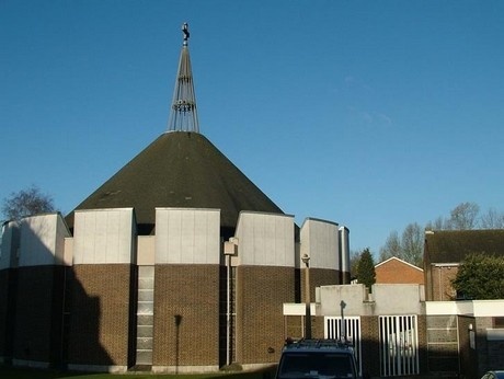 Hatfield Marychurch Exterior