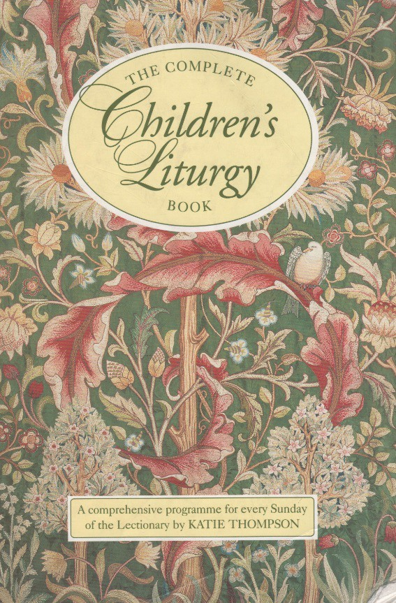 Children's liturgy book