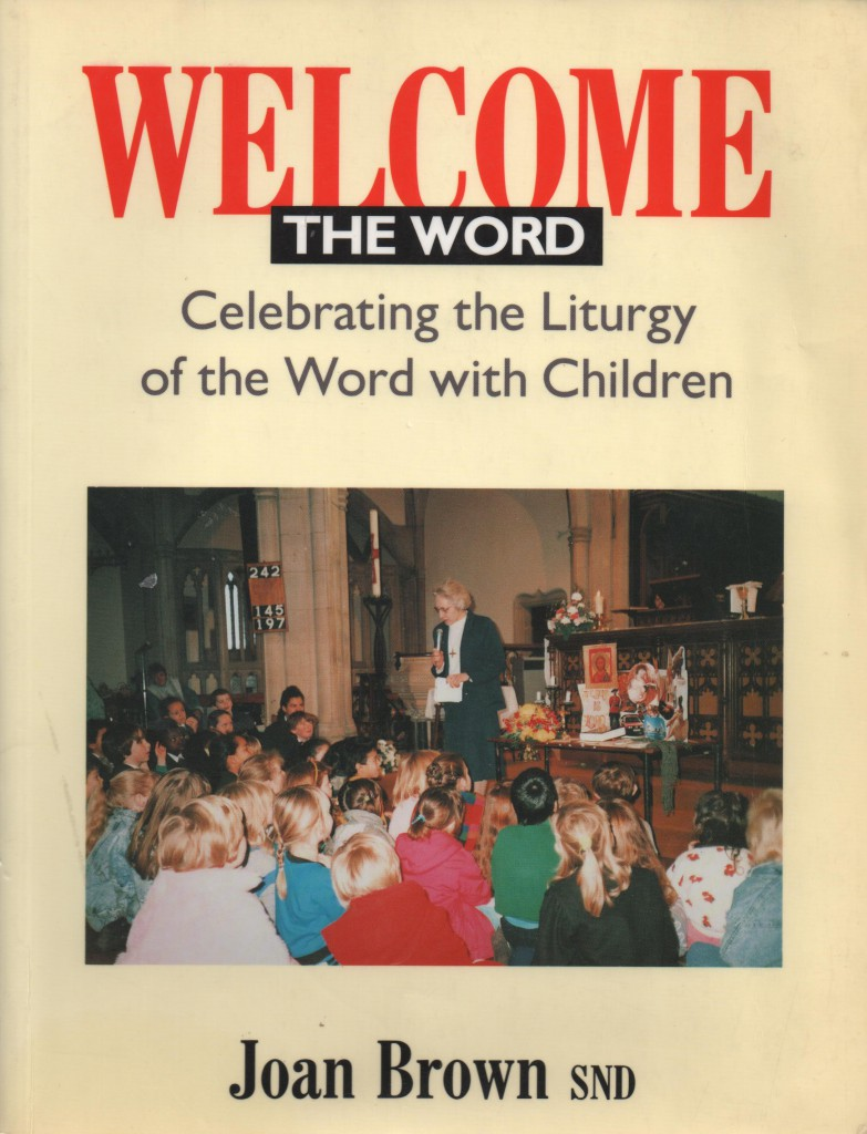Welcome the Word cover