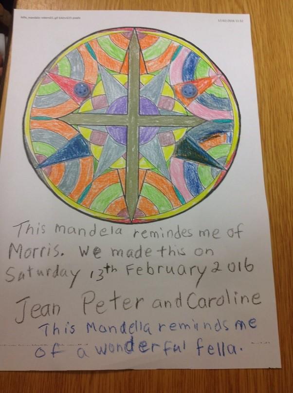 Mandala 13th February 2016