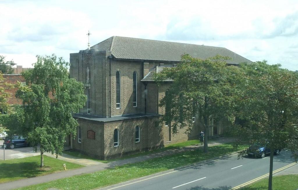 St Hugh of Lincoln Church Letchworth