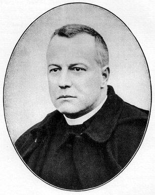 Fr Adrian Fortescue
