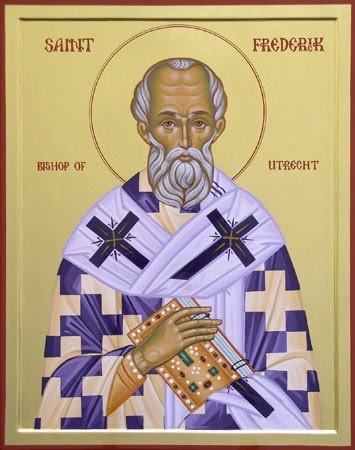 St. Frederick of Utrecht