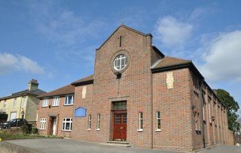 NEW Barnet-church