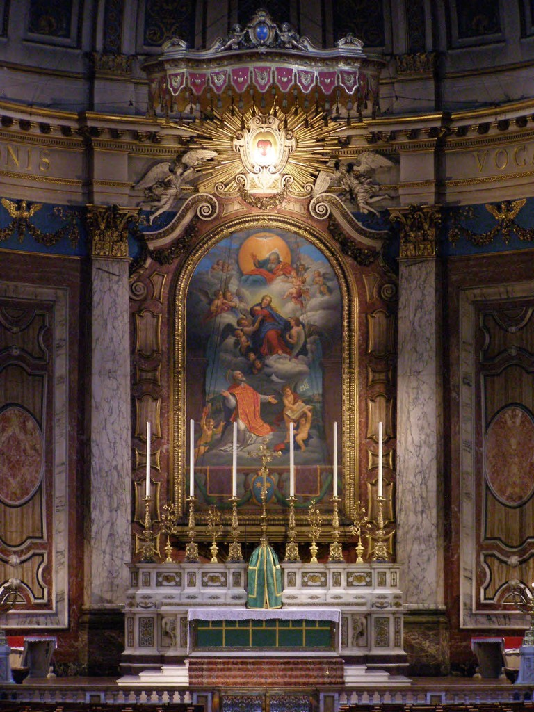 high altar oratory