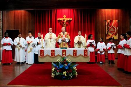 Cardinal's Mass