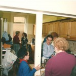 Kitchen at Bazaar 1989 001