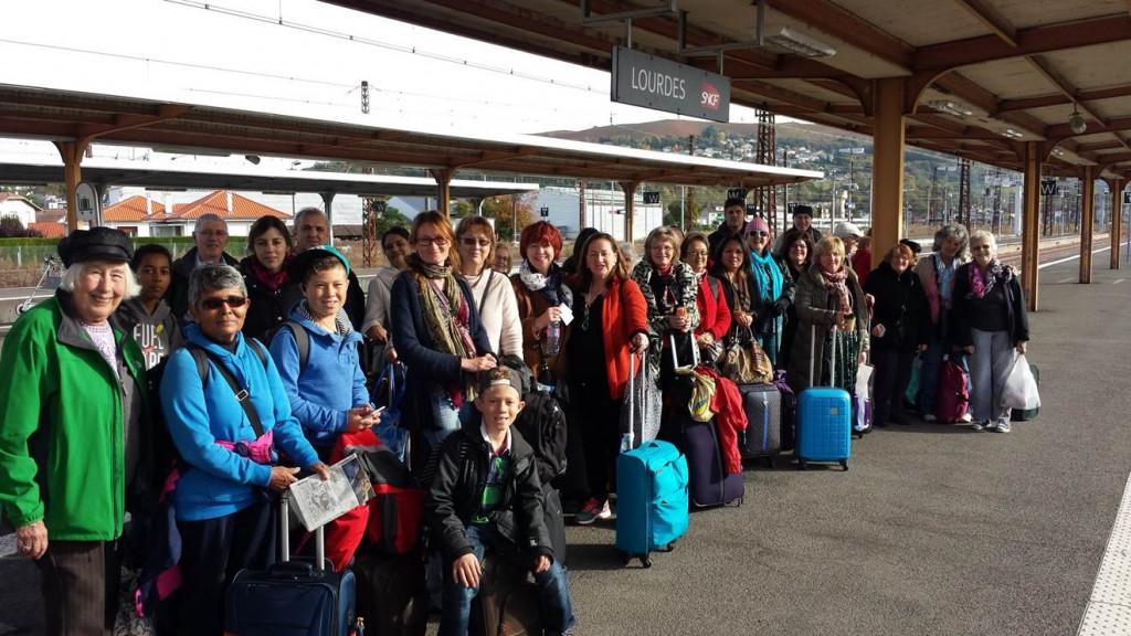 Lourdes station
