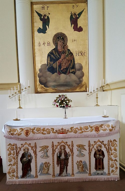 altar-frontal