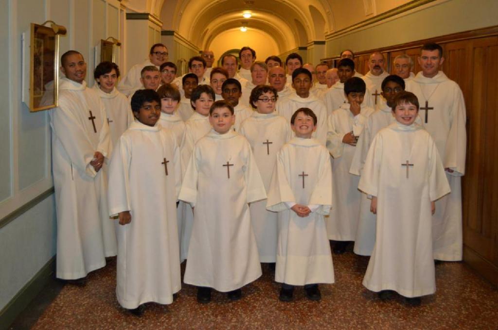 St George's Choir   Roman Catholic Church of St George