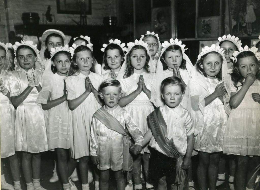 Procession 1950s