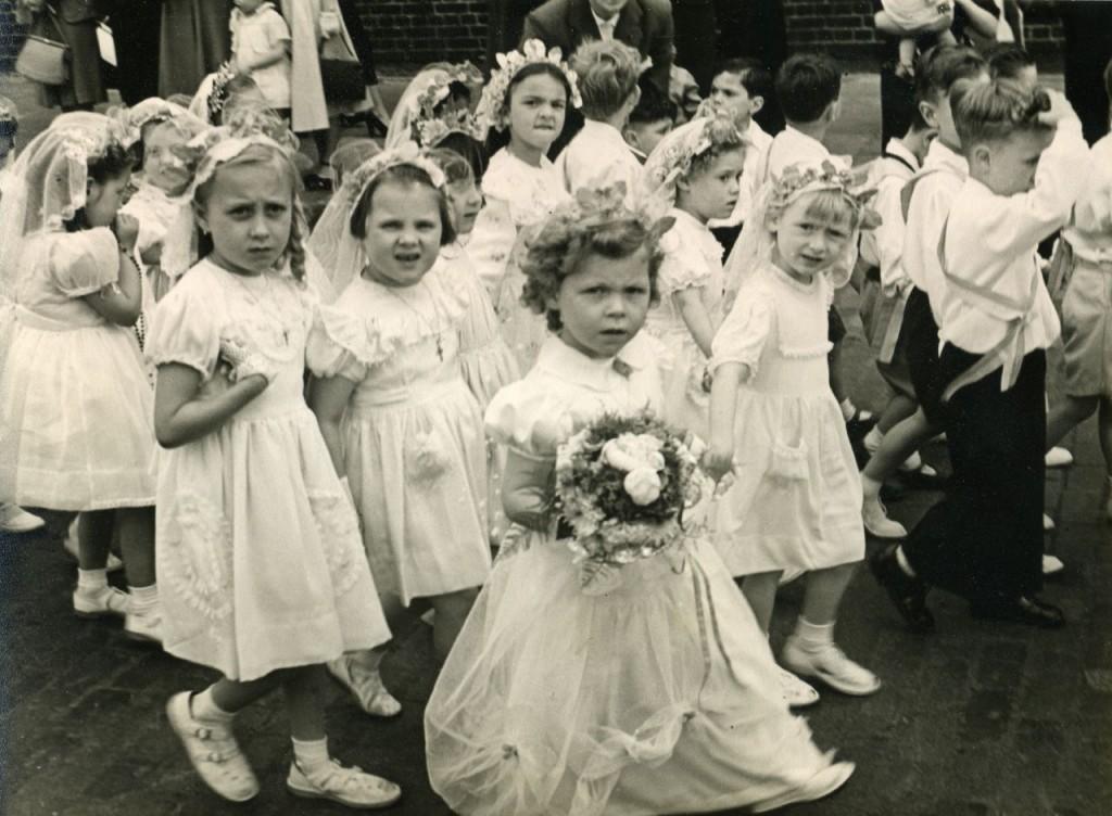 Procession 1950's