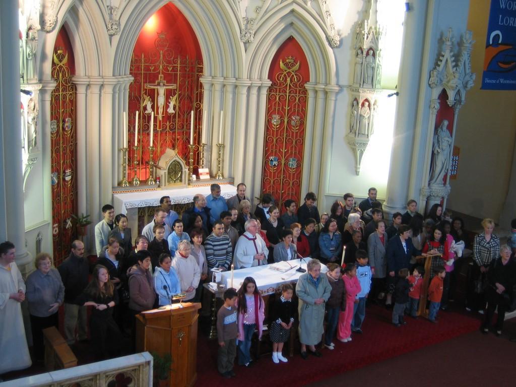 Parish 2004