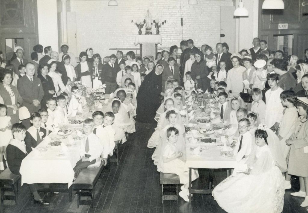 Holy Communion, 1960s