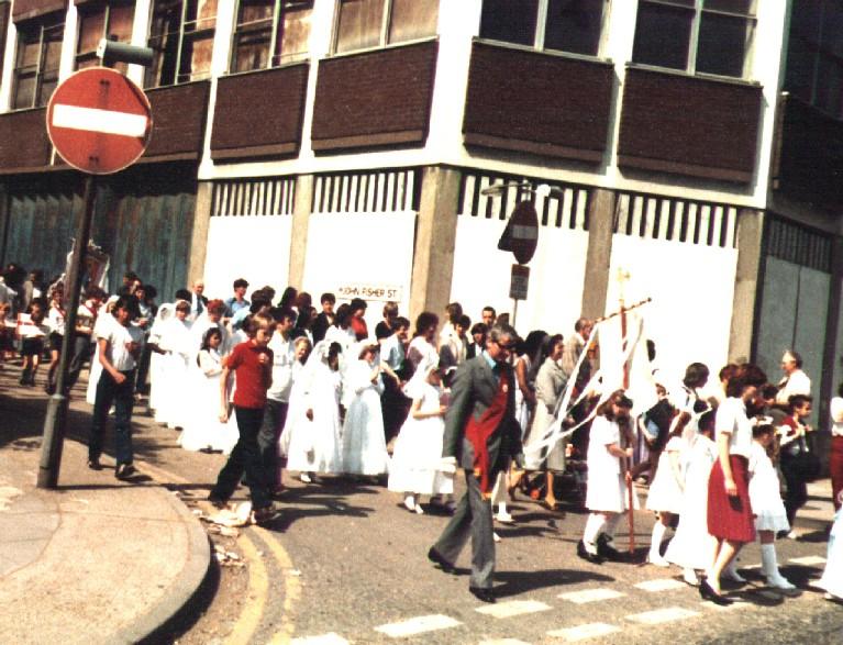 Procession 1981