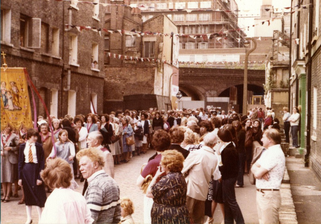 Women's Solidarity of Our Lady Procession 1980
