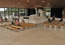 Chapel of Apparitions, built at the place where the Fátima apparitions were reported