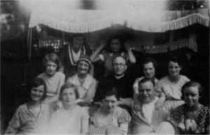 c.1936: Fr. Thomas Fitzgerald with (mostly) COM.