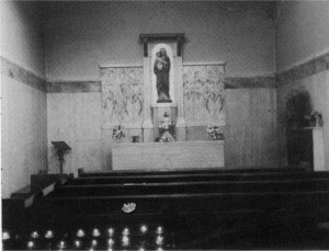 The Lady Chapel in 1979