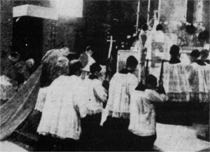 9 May 1939: Mass.
